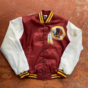 90's Washington Redskins Fanimation Jacket by Chalkline-Locker Room Clt