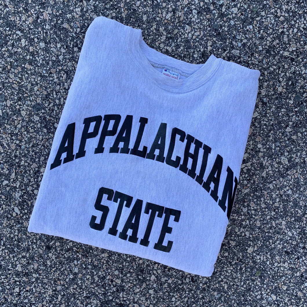 Vintage Appalachian State University Reverse Weave Crewneck by Champion-Locker Room Clt