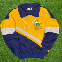 Load image into Gallery viewer, 80's Notre Dame Fighting Irish Vintage College Pullover (Large)-Locker Room Clt