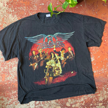 Load image into Gallery viewer, 90's Aerosmith Vintage Rock Tee-Locker Room Clt