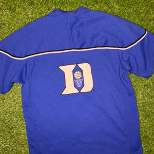 90's Duke Blue Devils Shooting Shirt (Large)-Locker Room Clt