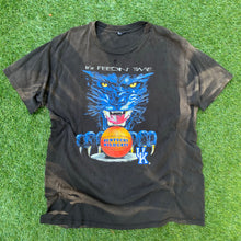 Load image into Gallery viewer, 90's Kentucky Wildcats Sun Bleached Vintage Tee-Locker Room Clt