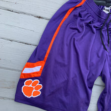 Load image into Gallery viewer, 2012/13 Clemson Tigers Team Issued College Game Shorts-Locker Room Clt