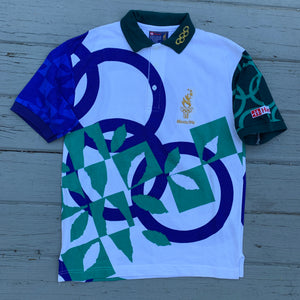 1996 Atlanta Olympics All Over Print Shirt-Locker Room Clt