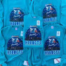 Load image into Gallery viewer, 1988 Charlotte Hornets City Skyline Vintage NBA Crewneck (SELECT SIZE) BRAND NEW-Locker Room Clt