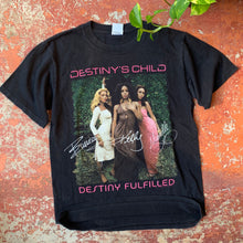 Load image into Gallery viewer, 2005 Destiny's Child Destiny Fulfilled Tour Tee-Locker Room Clt