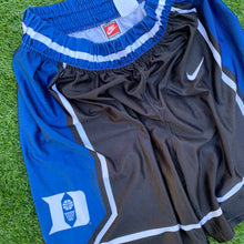 Load image into Gallery viewer, 90's Duke Blue Devils Vintage College Basketball Shorts-Locker Room Clt
