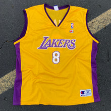 Load image into Gallery viewer, Kobe Bryant Los Angeles Lakers Early 2000's NBA Jersey by Champion-Locker Room Clt