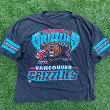 Load image into Gallery viewer, 90's Vancouver Grizzlies Vintage NBA Tee-Locker Room Clt