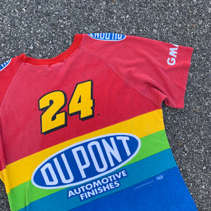 1999 Jeff Gordon All Over Print NASCAR Tee-Locker Room Clt
