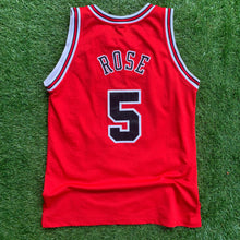 Load image into Gallery viewer, 2000's Jalen Rose Chicago Bulls Authentic NBA Jersey by Nike-Locker Room Clt