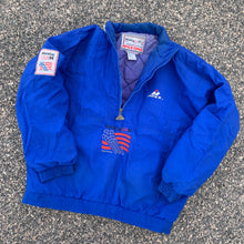 Load image into Gallery viewer, 1994 USA World Cup Soccer Pullover Jacket by Apex One-Locker Room Clt