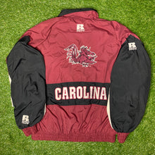 Load image into Gallery viewer, 90's USC South Carolina Gamecocks Vintage College Windbreaker (XL)-Locker Room Clt