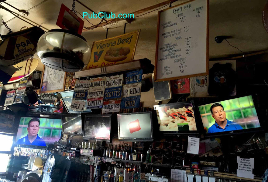 Newport Beach & Balboa Island's Most Famous & Legendary Bars
