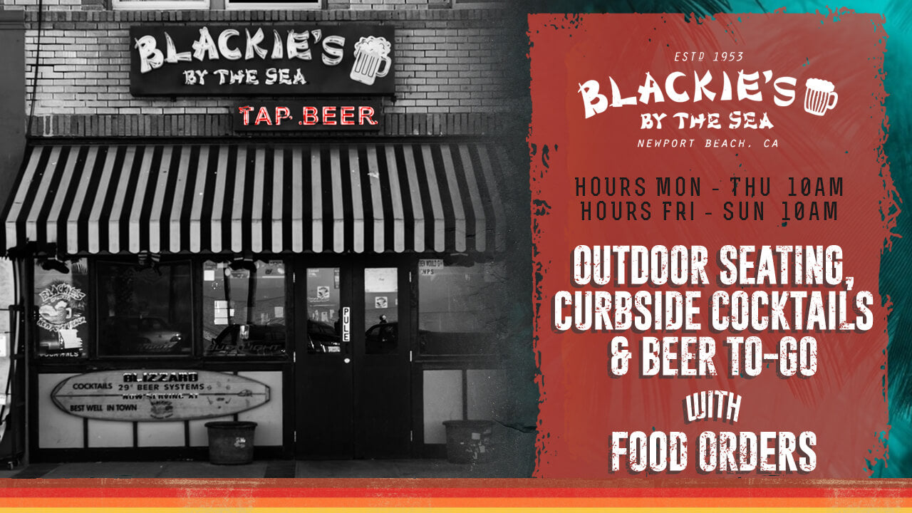 curbside cocktails and beer info