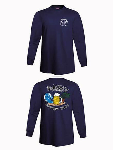 Navy Long Sleeve Classic