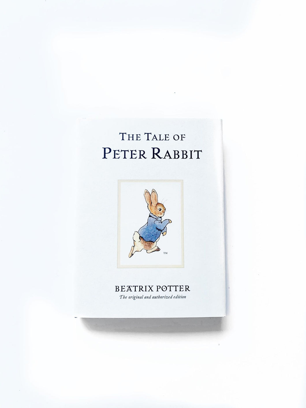 PETER RABBIT MINI HARDCOVER BOOK