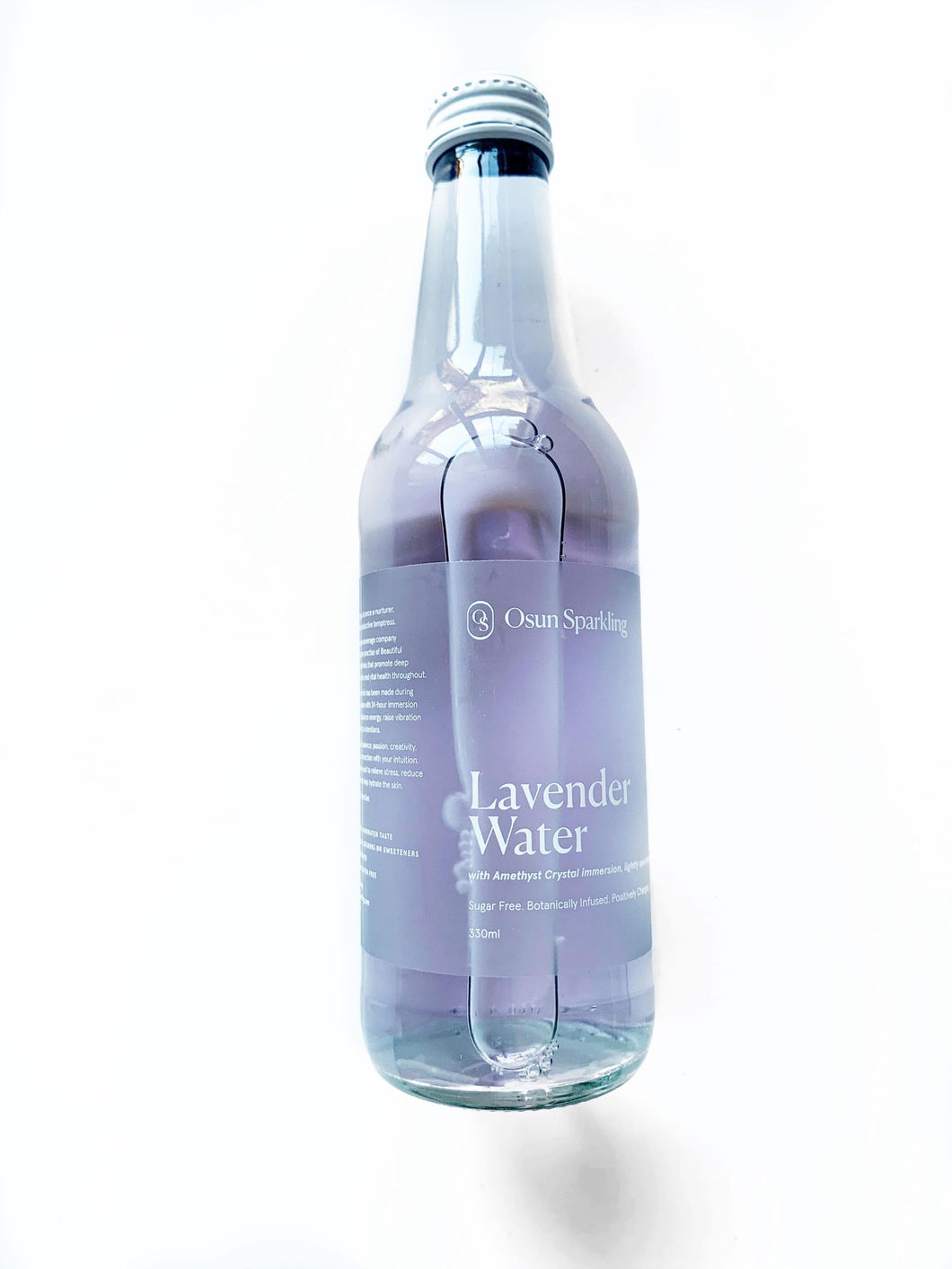 OSUN SPARKLING WATER- LAVENDER