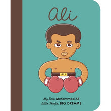 Load image into Gallery viewer, LITTLE PEOPLE BIG DREAMS MINI BOARD BOOK