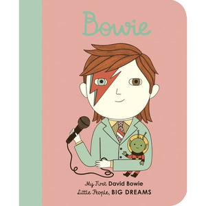 LITTLE PEOPLE BIG DREAMS MINI BOARD BOOK