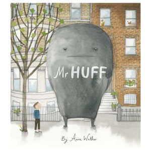 MR HUFF BOOK
