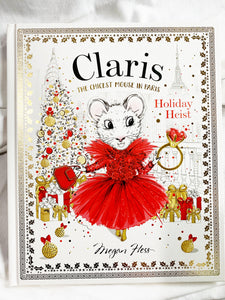 CLARIS FROM PARIS HOLIDAY HEIST