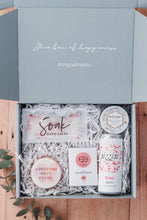 Load image into Gallery viewer, ROSÈ + SOAK THE NIGHT AWAY BOX