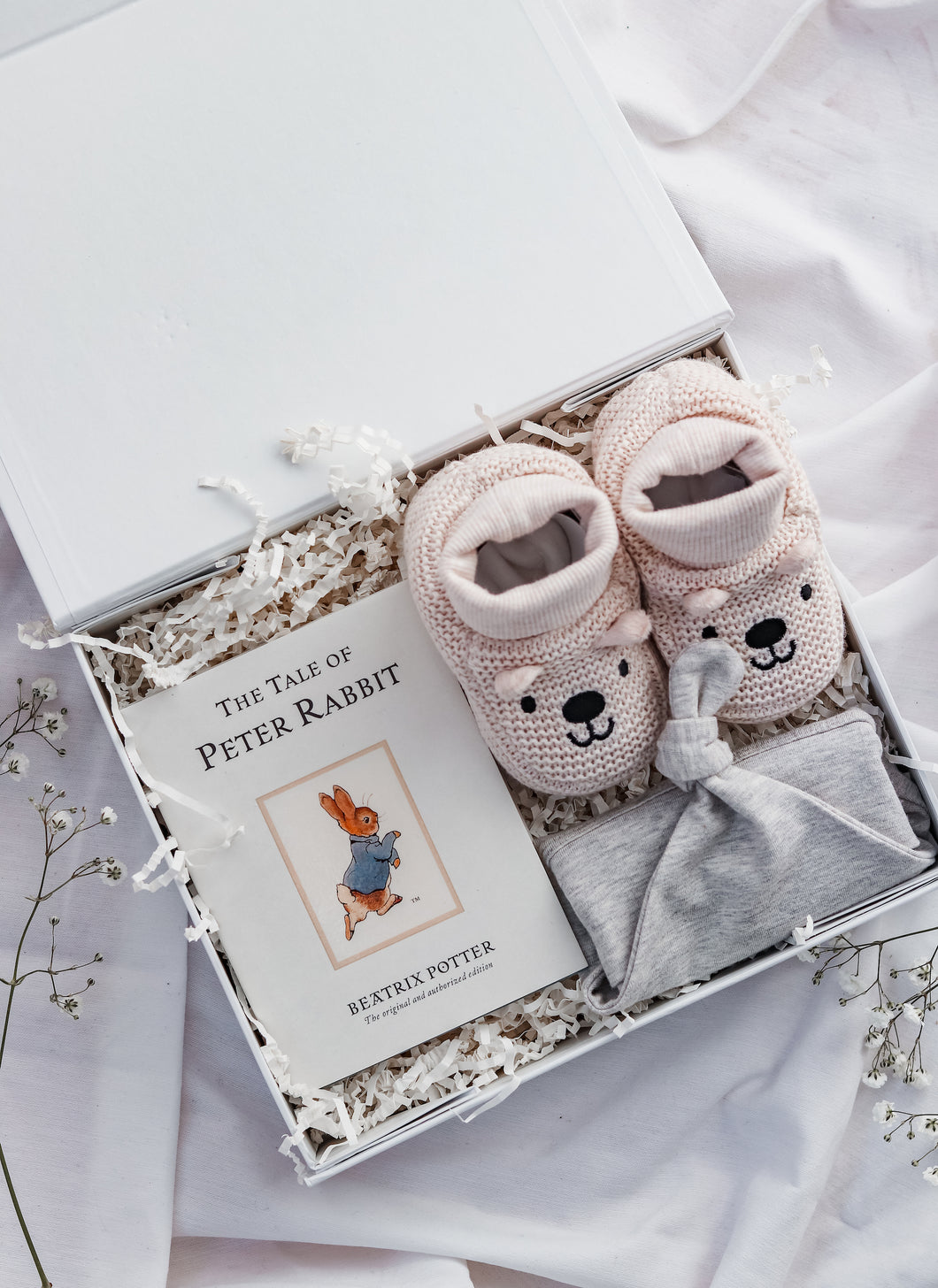 MINI PETER RABBIT BABY BOX