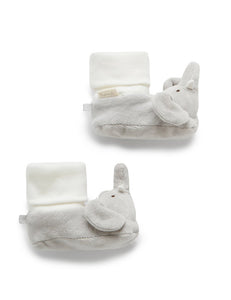 PUREBABY ELEPHANT BOOTIES