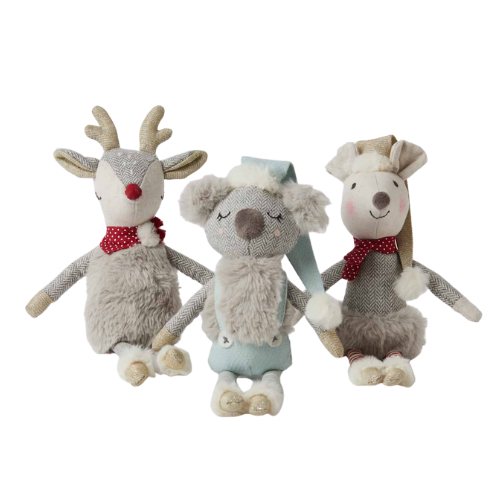 CHRISTMAS PLUSH TOY 25cm