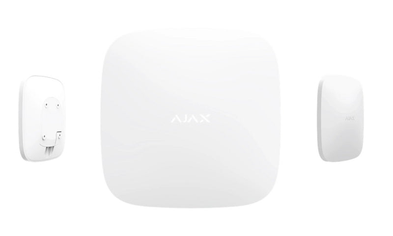 AJAX HUB 2 - 2SIM (2G), Ethernet (100 Devices) up to 5 REX