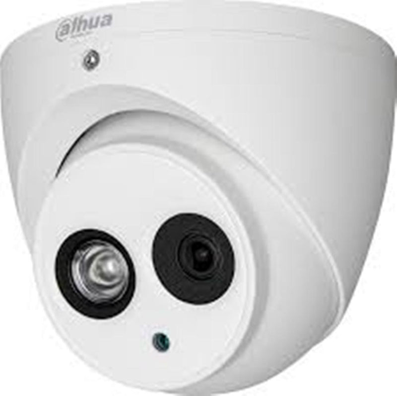 HAC-HDW1400EM-A - 4MP HDCVI IR Eyeball Camera