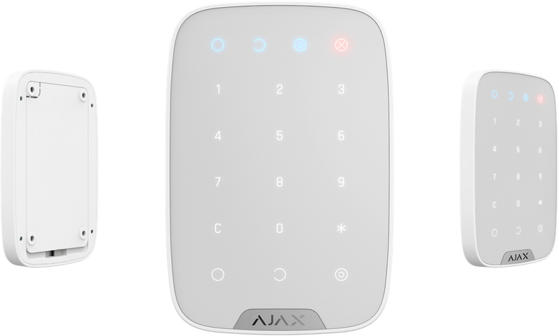 AJAX KeyPad WHITE/BLACK