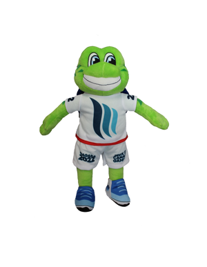 Shelly Mascot Stuffy