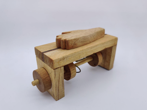 Be an Artist this Summer</br>Course 2 – Kinetic Art (Wood Automation)