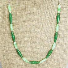Load image into Gallery viewer, Tacita Paper Bead Necklace close up view