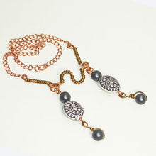 Load image into Gallery viewer, Xirena Beaded Costume Jewelry Necklace flat view