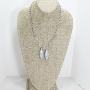 Bambi Christmas Single Strand Necklace relevant view