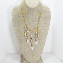 Load image into Gallery viewer, Caledonia Christmas Single Strand Necklace relevant view
