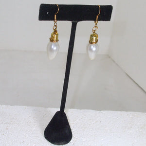 Fariha Christmas Lightbulb Earrings relevant view