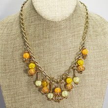 Load image into Gallery viewer, Radeyah Bead Stringing Necklace front relevant view