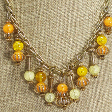 Load image into Gallery viewer, Radeyah Bead Stringing Necklace front close view