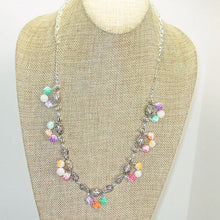Load image into Gallery viewer, Waneta Beaded Jewelry Necklace relevant view
