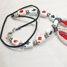 Load image into Gallery viewer, Hadara Beaded Stringing Necklace clasp view