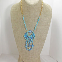 Load image into Gallery viewer, Lacey Star Beads Necklace relevant view
