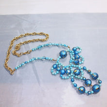 Load image into Gallery viewer, Lacey Star Beads Necklace flat view
