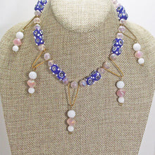 Load image into Gallery viewer, Nabila Beaded Necklace close view