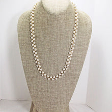 Load image into Gallery viewer, Abia Pearl Beaded Necklace relevant view