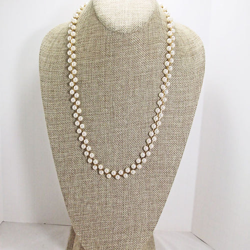 Abia Pearl Beaded Necklace relevant view