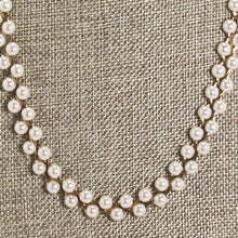 Load image into Gallery viewer, Abia Pearl Beaded Necklace blow up view
